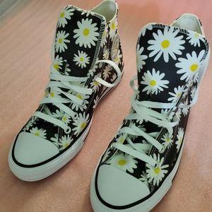 Converse, ctas pocket hi, black speed yellow white